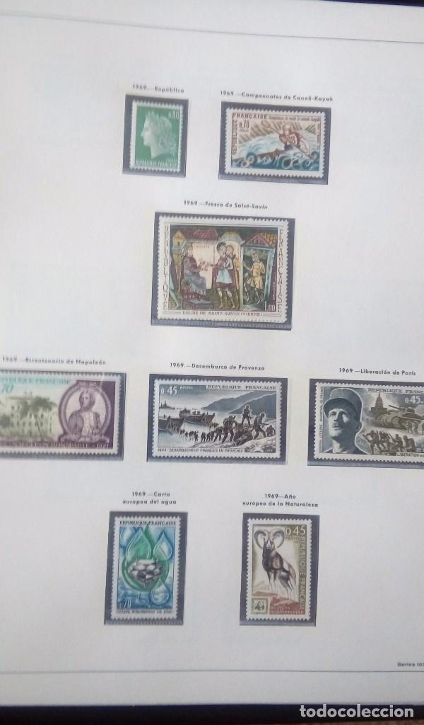 Sellos: Sellos de Francia desde1933 a 1970 - Foto 116 - 102091227