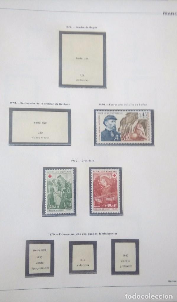 Sellos: Sellos de Francia desde1933 a 1970 - Foto 122 - 102091227