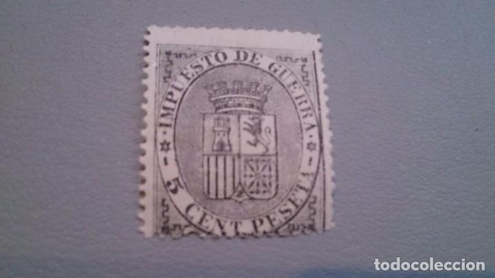 1874 - I REPUBLICA - EDIFIL 141 - MNH** - NUEVO SIN FIJASELLOS - MARQUILLADO. (Sellos - España - Amadeo I y Primera República (1.870 a 1.874) - Nuevos)
