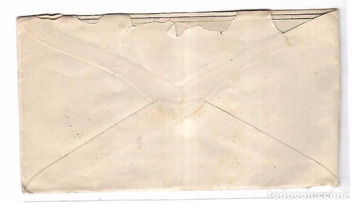 Sellos: CARTA. DE CHICLANA A MADRID. 1872 - Foto 2 - 102927431