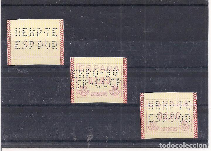 ATMS. (Sellos - España - Amadeo I y Primera República (1.870 a 1.874) - Nuevos)