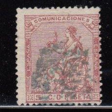 Sellos: ESPAÑA , 1873 EDIFIL Nº 132. Lote 112737967