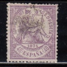 Sellos: ESPAÑA , 1874 EDIFIL Nº 148. Lote 112741071