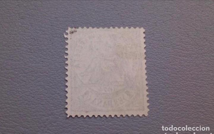 Sellos: ESPAÑA - 1874 - I REPUBLICA - EDIFIL 150 - MNG - NUEVO - ALEGORIA DE LA JUSTICIA. - Foto 2 - 132334506