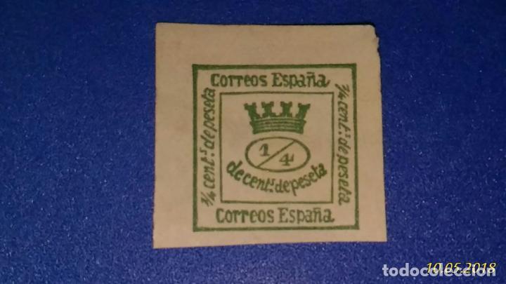 NUEVO **. EDIFIL 130. AÑO 1873. CORONA MURAL Y ALEGORIA DE ESPAÑA. (Sellos - España - Amadeo I y Primera República (1.870 a 1.874) - Nuevos)