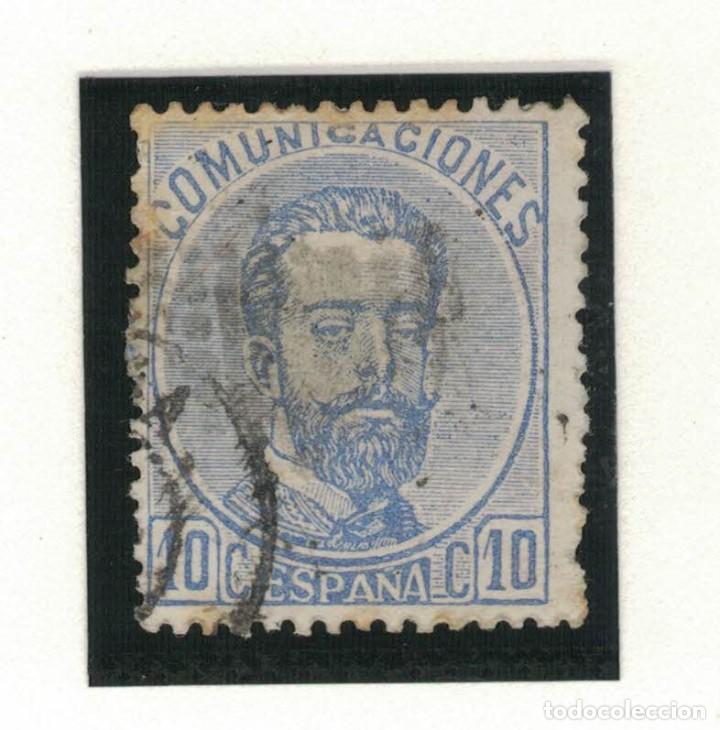 4 SELLOS DE LA I REPÚBLICA Y UNO DE AMADEO (Sellos - España - Amadeo I y Primera República (1.870 a 1.874) - Usados)