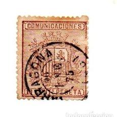 Sellos: 1874 - ESPAÑA - 1ª REPUBLICA- EDIFIL Nº 153 TIPOII - USADO. Lote 143477818