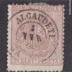 Sellos: VV25- CLÁSICOS EDIFIL 153. USADO ALCAUDETE JAÉN. Lote 143852210