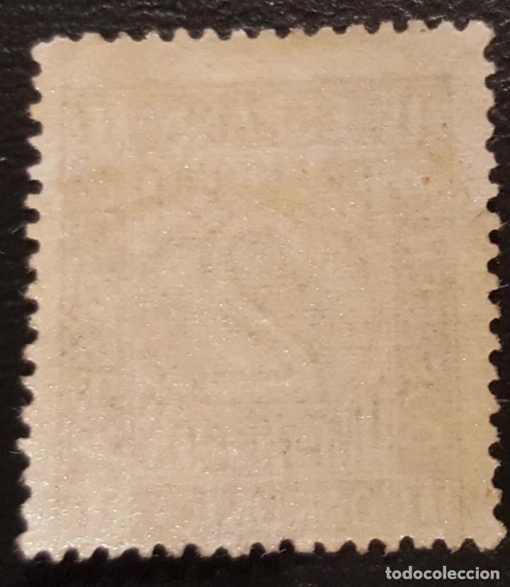 Sellos: Amadeo I 1872 Cifras 2C de peseta Ed. 116 - Foto 2 - 145900890