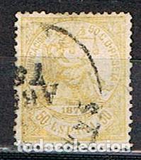 EDIFIL 149, ALEGORIA DE LA REPUBLICA (PRIMERA REPUBLICA), USADO (Sellos - España - Amadeo I y Primera República (1.870 a 1.874) - Usados)