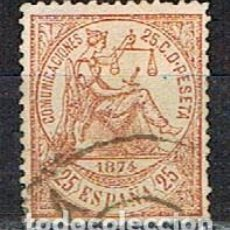 Selos: EDIFIL 147, ALEGORIA DE LA REPUBLICA (PRIMERA REPUBLICA), USADO. Lote 155153802