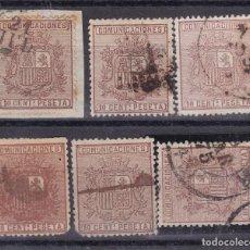 Francobolli: SS14-CLÁSICOS EDIFIL 153 /153 A Y 153 B. USADOS . VER DETALLE. Lote 161908746