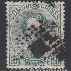 Francobolli: ESPAÑA, 1870 EDIFIL Nº 126. Lote 162649526