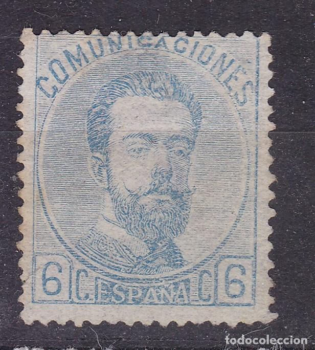 VV15-CLÁSICOS EDIFIL 119 NUEVO (*) (Sellos - España - Amadeo I y Primera República (1.870 a 1.874) - Nuevos)
