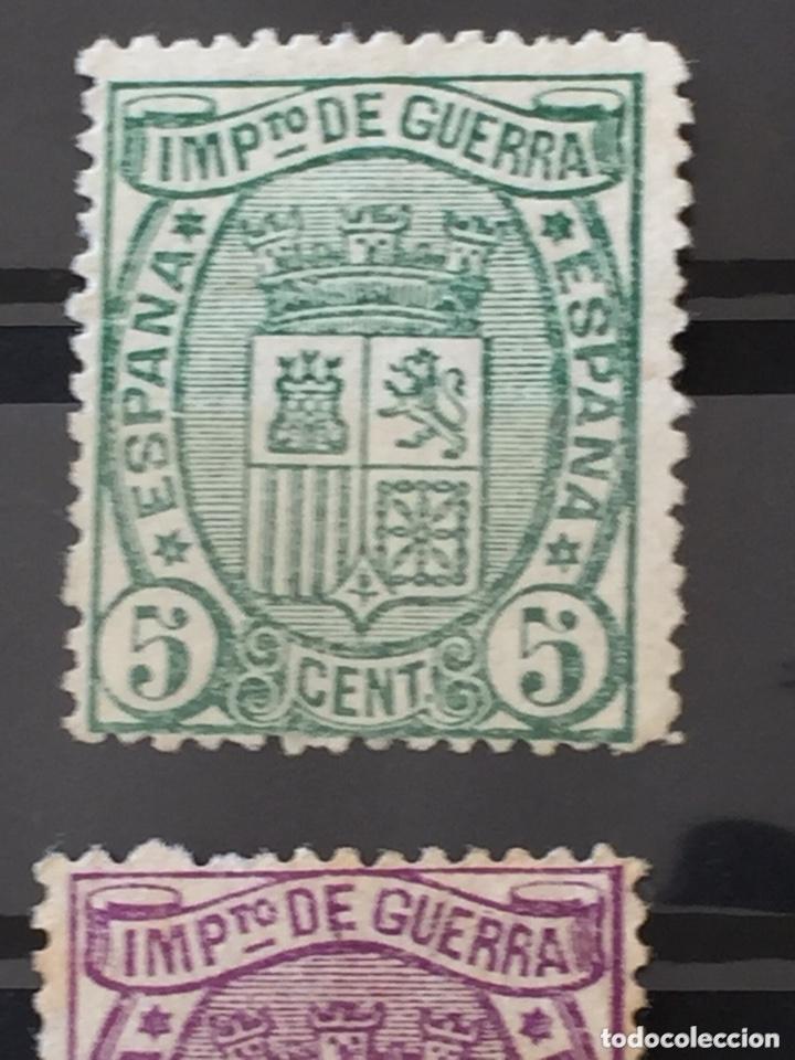 Sellos: Lote sellos edifil 154,155 nuevos centrales de lujo - Foto 2 - 173512058