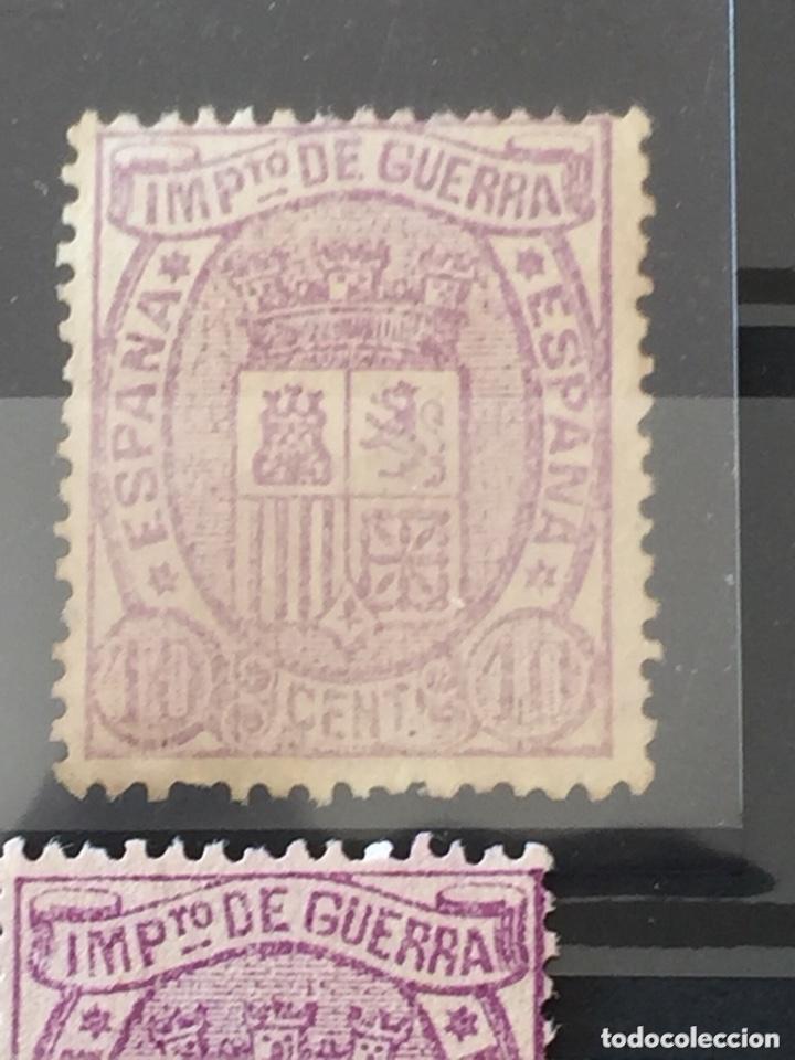 Sellos: Lote sellos edifil 154,155 nuevos centrales de lujo - Foto 3 - 173512058