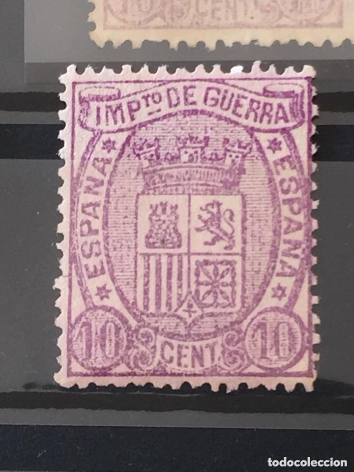 Sellos: Lote sellos edifil 154,155 nuevos centrales de lujo - Foto 4 - 173512058