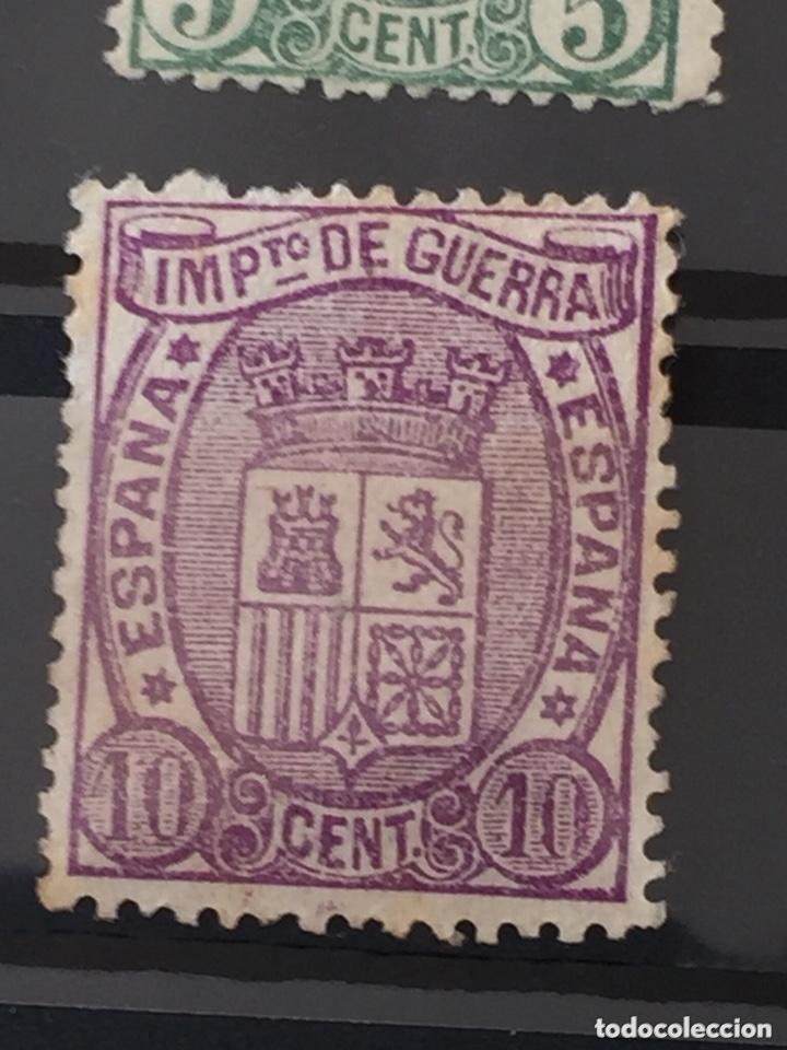 Sellos: Lote sellos edifil 154,155 nuevos centrales de lujo - Foto 5 - 173512058