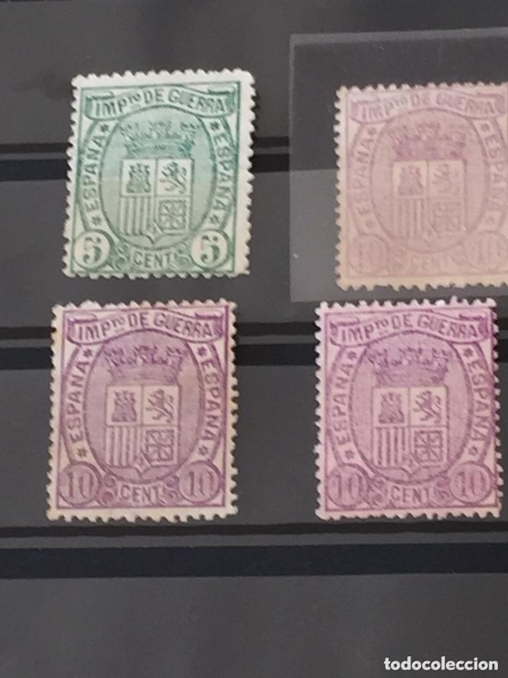 LOTE SELLOS EDIFIL 154,155 NUEVOS CENTRALES DE LUJO (Sellos - España - Amadeo I y Primera República (1.870 a 1.874) - Nuevos)