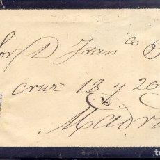 Selos: AÑO 1872 EDIIL 121 AMADEO I SOBRE DE DUELO MATASELLOS ROMBO LOGROÑO. Lote 175127040