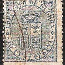 Sellos: EDIFIL Nº 142 USADO (3,25 € ). Lote 176403213