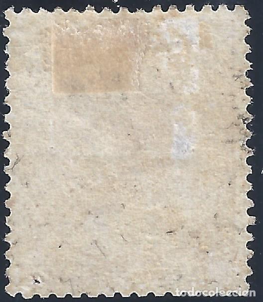 Sellos: EDIFIL 128 AMADEO 1. 1872 (VARIEDAD..VER FOTO). CENTRADO DE LUJO. VALOR CATÁLOGO: 815 €. LUJO. MH * - Foto 2 - 182021875