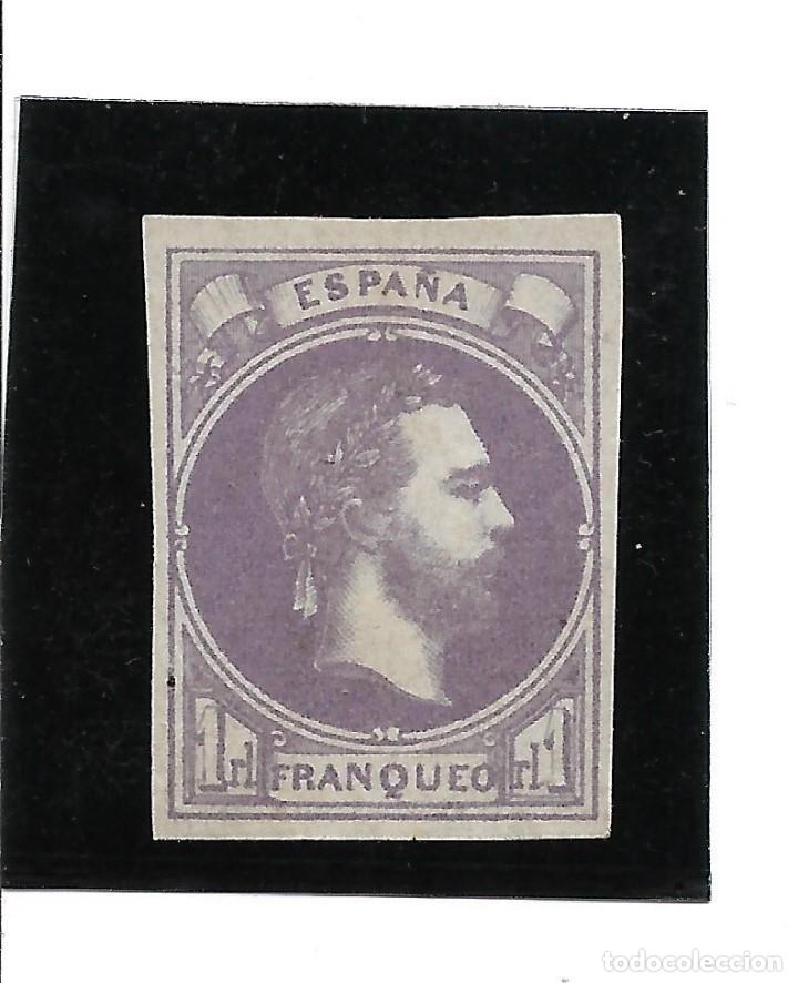 EDIFIL 158 (Sellos - España - Amadeo I y Primera República (1.870 a 1.874) - Nuevos)
