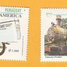 Sellos: UPAEP PARAGUAY 1994. Lote 254474020