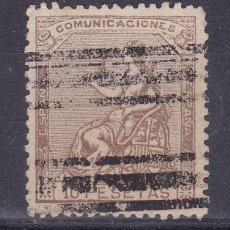 Sellos: TT4-CLÁSICOS EDIFIL 140 BARRADO. FALSO POSTAL . Lote 185758911
