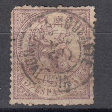 Sellos: 1874 EDIFIL 144 USADO. ALEGORIA DE LA JUSTICIA. (1219). Lote 190570918