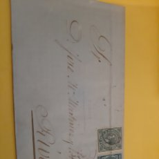 Sellos: VIVERO DESTINO RIBADEO SELLOS ALFONSO XIII. Lote 190824133