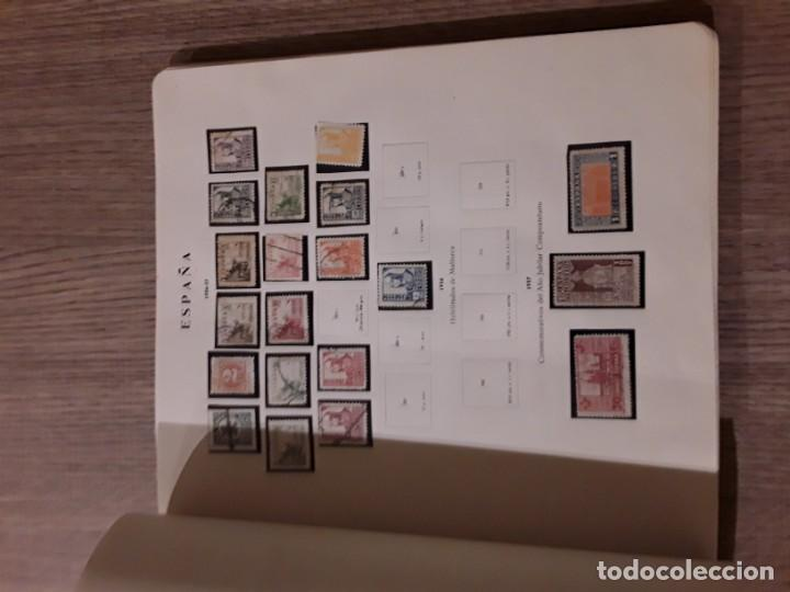 Sellos: Coleccion de sellos 1850 - 1950 - Foto 2 - 191314898