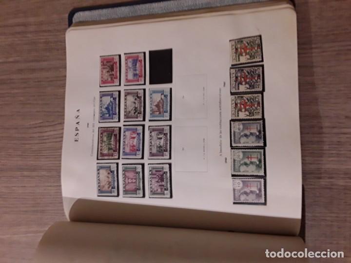 Sellos: Coleccion de sellos 1850 - 1950 - Foto 5 - 191314898