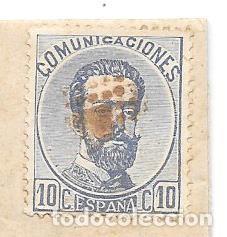 Sellos: ANDALUCIA. EDIFIL 121. ENVUELTA CIRCULADA DE SEVILLA A JEREZ. 1873 - Foto 3 - 191348498