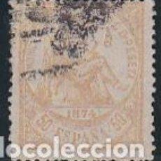 Sellos: ESPAÑA.- SELLO Nº 149 ALEGORIA DE LA JUSTICIA MATASELLADO. Lote 194195400