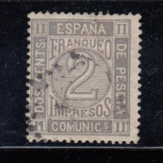 Sellos: 1872 EDIFIL 116 USADO. CIFRAS (220). Lote 195139433