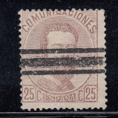 Sellos: 1872 EDIFIL 124 USADO. AMADEO I (220). Lote 195140617