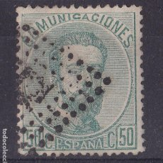Sellos: LL5- CLÁSICOS EDIFIL 126. USADO . CENTRADO. PERFECTO. Lote 195368221