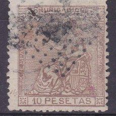 Francobolli: KK11- CLÁSICOS EDIFIL 140. USADO MATASELLOS FALSO. Lote 196070658