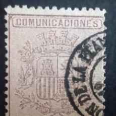 Sellos: ESPAÑA CASTELLÓN DE LA PLANA ESCUDO DE ESPAÑA EDIFIL 153. Lote 196161405