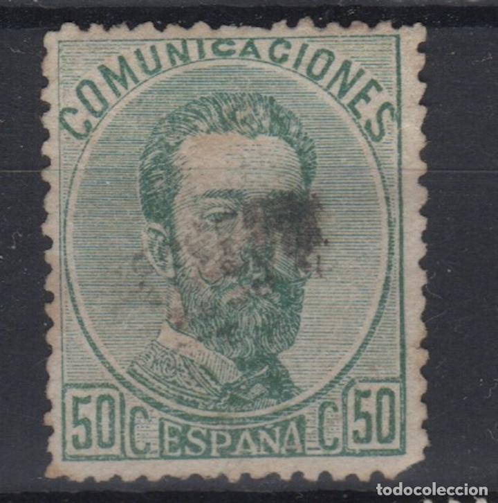 1872 REINADO AMADEO I EDIFIL 126(º) V.C. 15€ (Sellos - España - Amadeo I y Primera República (1.870 a 1.874) - Usados)