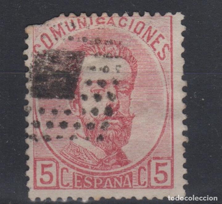 1872 REINADO AMADEO I EDIFIL 118(º) V.C. 11€ (Sellos - España - Amadeo I y Primera República (1.870 a 1.874) - Usados)