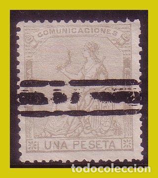 BARRADOS 1873 I REPÚBLICA, EDIFIL Nº 138S (*) (Sellos - España - Amadeo I y Primera República (1.870 a 1.874) - Usados)