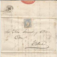 Selos: 1871-TARAZONA-TOLOSA. Lote 207519742