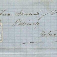 Selos: 1872-TARAZONA-TOLOSA. Lote 207520871