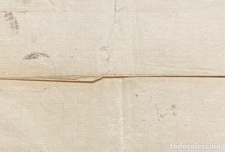 Sellos: ESPAÑA, CARTA CIRCULADA EN EL AÑO 1871 - Foto 2 - 210173218