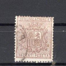 Sellos: ED Nº 153 ESCUDO DE ESPAÑA USADO. Lote 223972292
