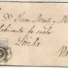 Selos: GOBIERNO PROVISIONAL 1870 HUESCA A VALLS TARRAGONA. Lote 228617610