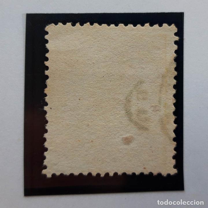 Sellos: Edifil 143, 2 cents, I República, 1874 - Foto 2 - 232091175