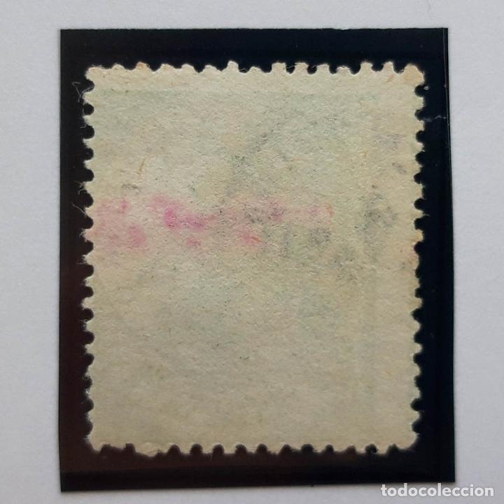 Sellos: Edifil 150, 1 peseta, I República, usado, 1874 - Foto 2 - 232091200